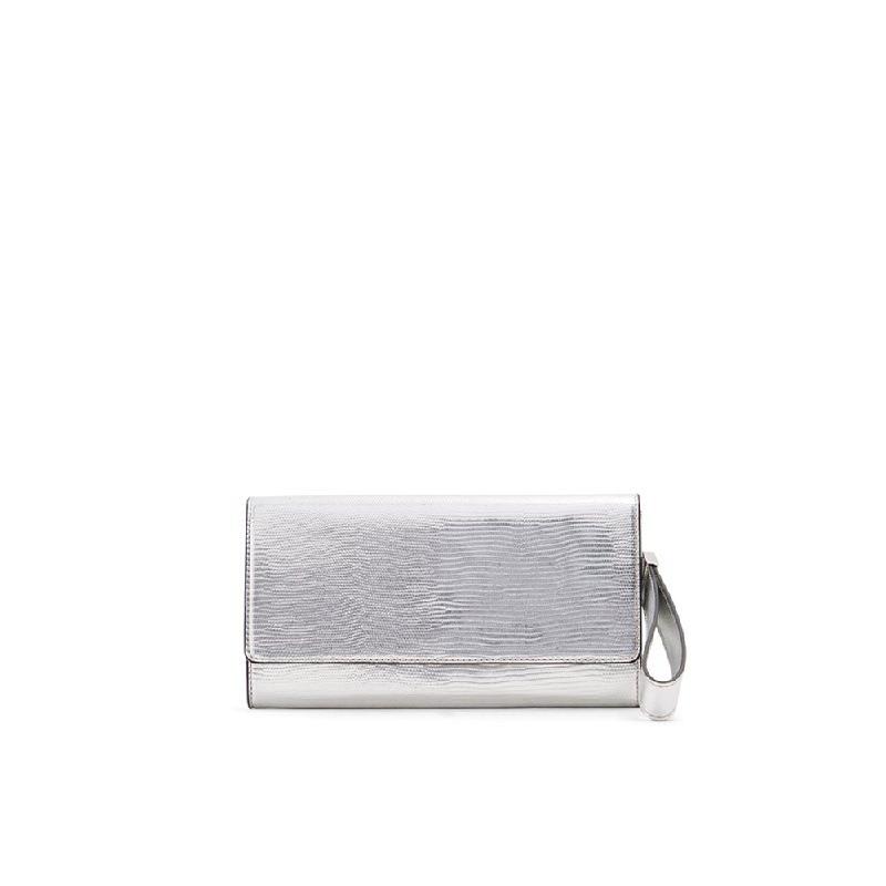 Aldo Ladies Clutch GWELILITH-040-040 Silver