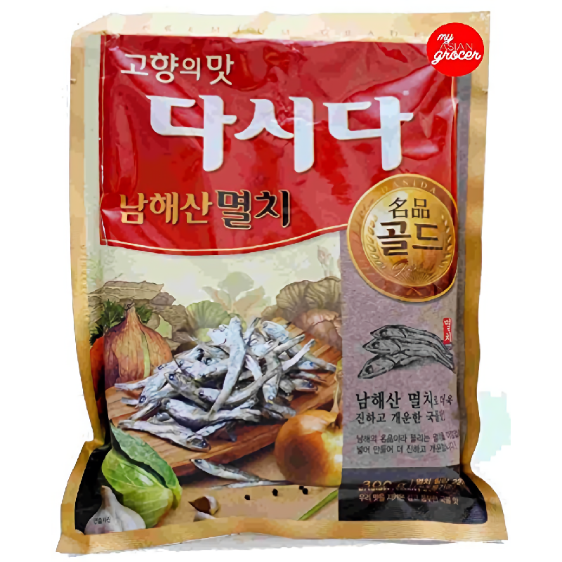 Cheiljedang Soup Stock Anchovy Flavour 300 Gr