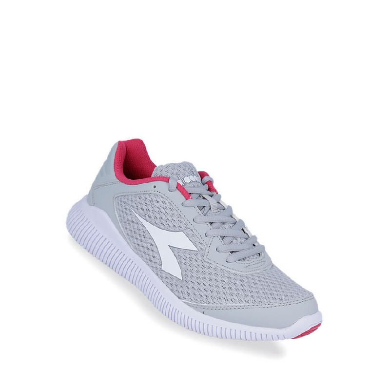 Diadora Eagle W Women Running Shoes Grey