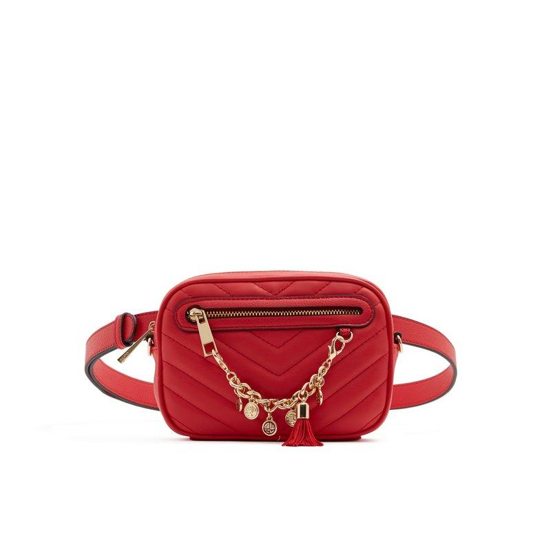 Aldo Ladies Belt Bag TAUNTON-62-600 Red