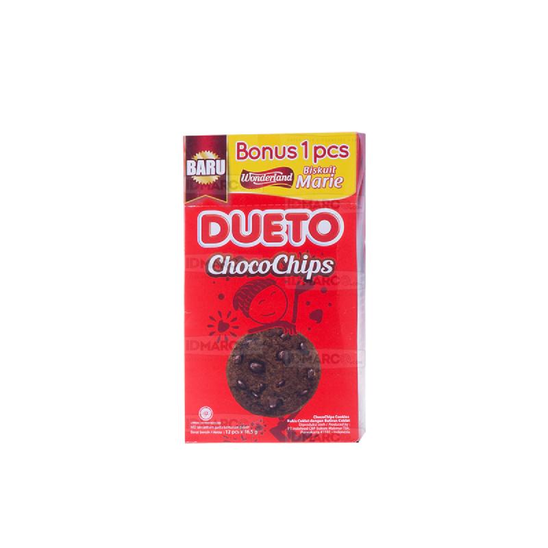 Dueto Chocochips