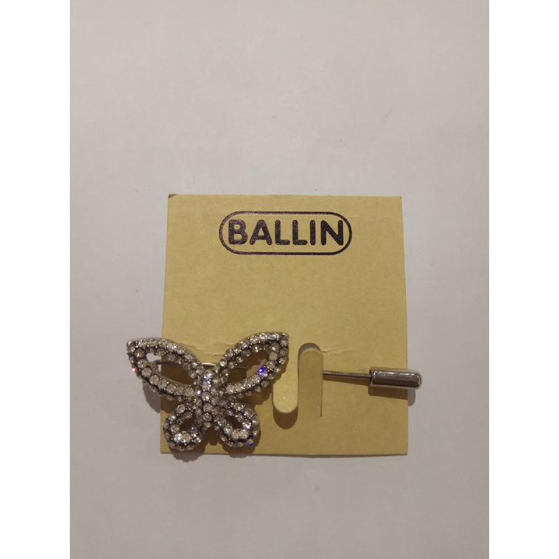 Ballin Women Brooch NM-LP060022-A1.S Silver