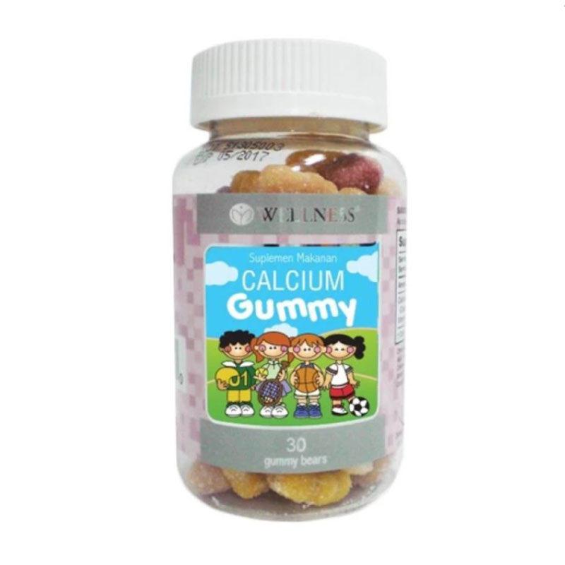 Wellness Calcium Gummy 30 Gummies