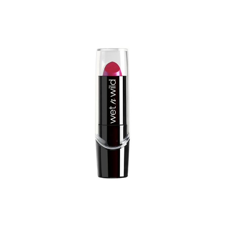 Silk Finish Lipstick Fuchsia with Blue Pearl
