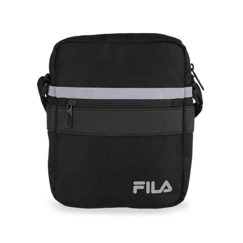 Fila Medium Utility Bag Aurelio Black