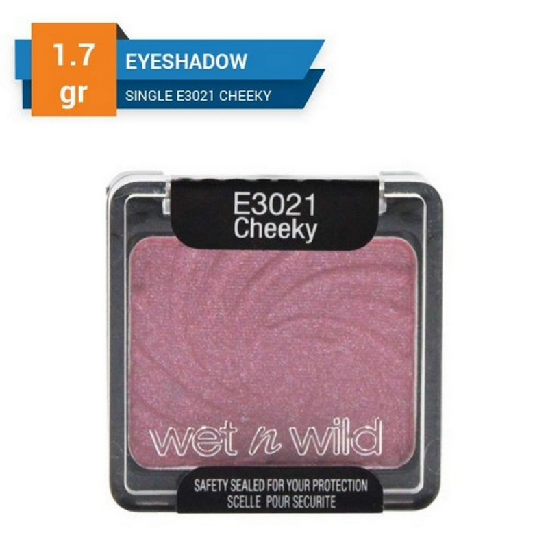 Wet n Wild Color Icon Eyeshadow Single Cheeky