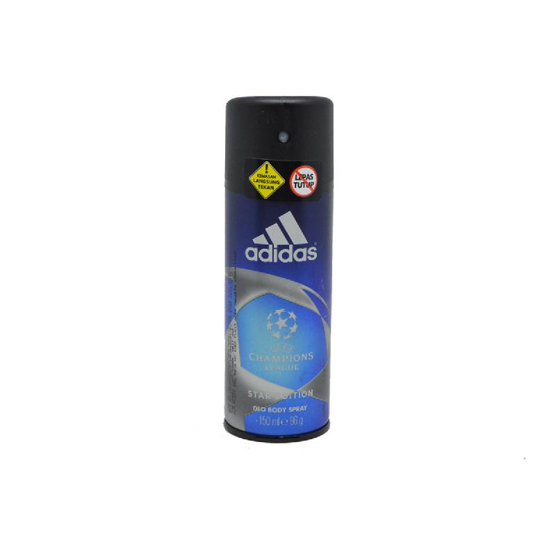 Adidas Deo Body Spray Uefa 150Ml