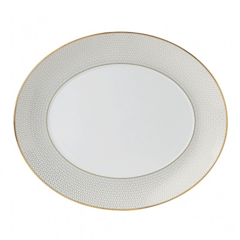 Arris - Oval Serving Platter 33cm