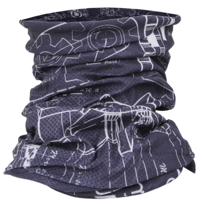 Eiger Riding Cool Max Machines JRP Bandana