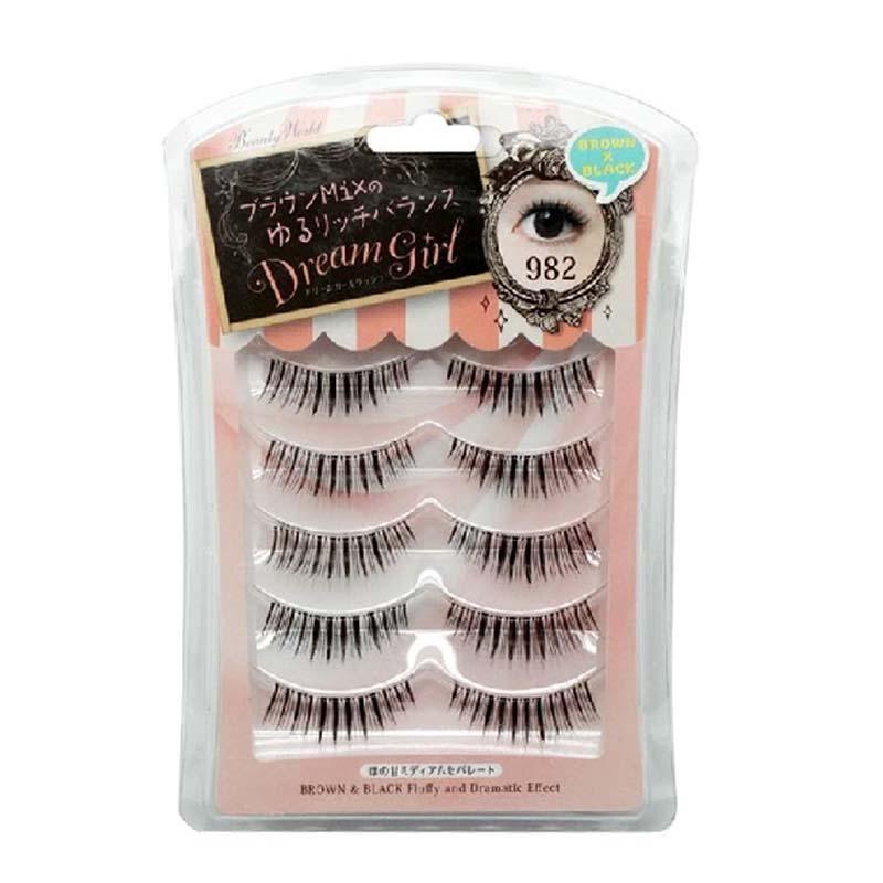 Lucky FLE 982 False Eyelash (5 pairs)