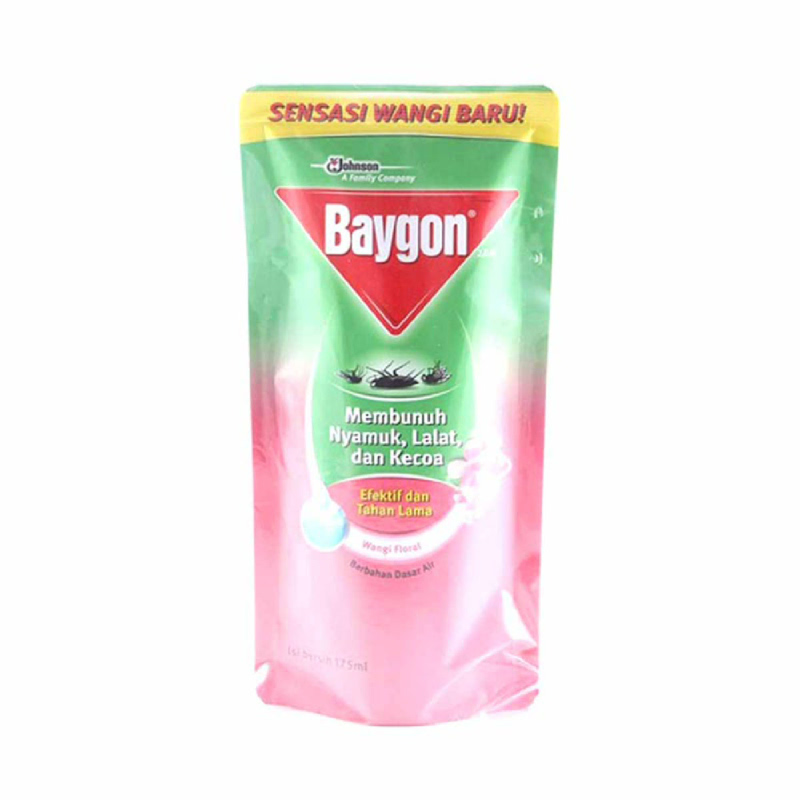 Baygon Cair Floral 175Ml