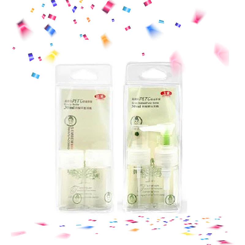 Sembem 30ml bottles + 30ml Spray & Pump Bottle
