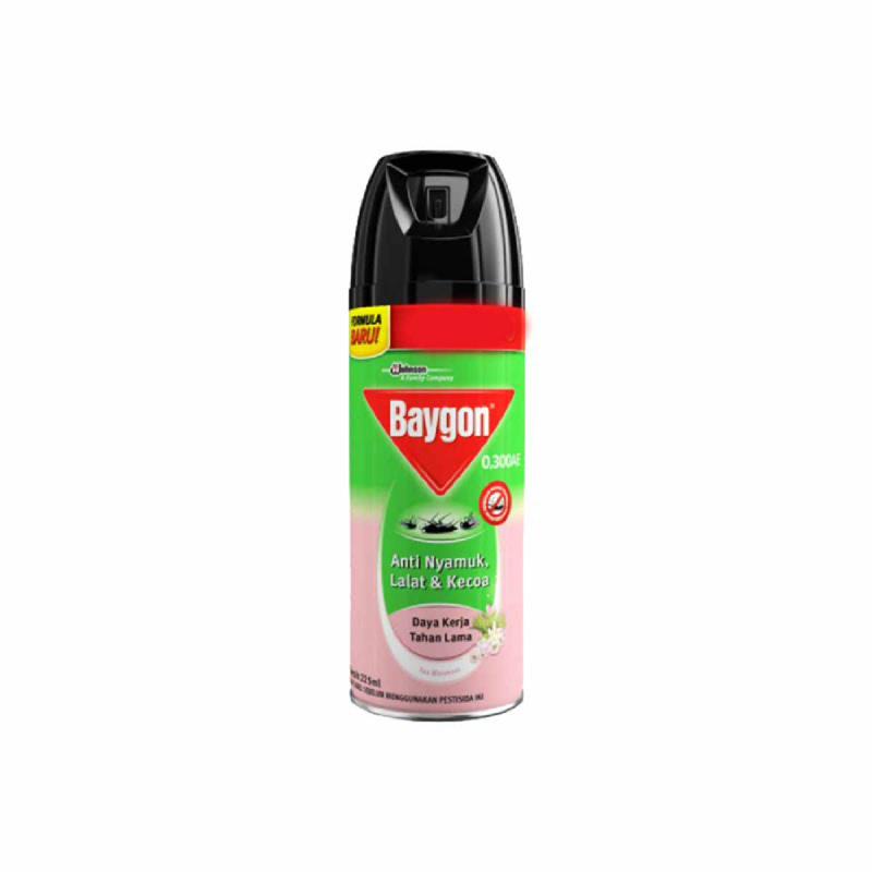 Baygon Aerosol Tea Blossom 225Ml