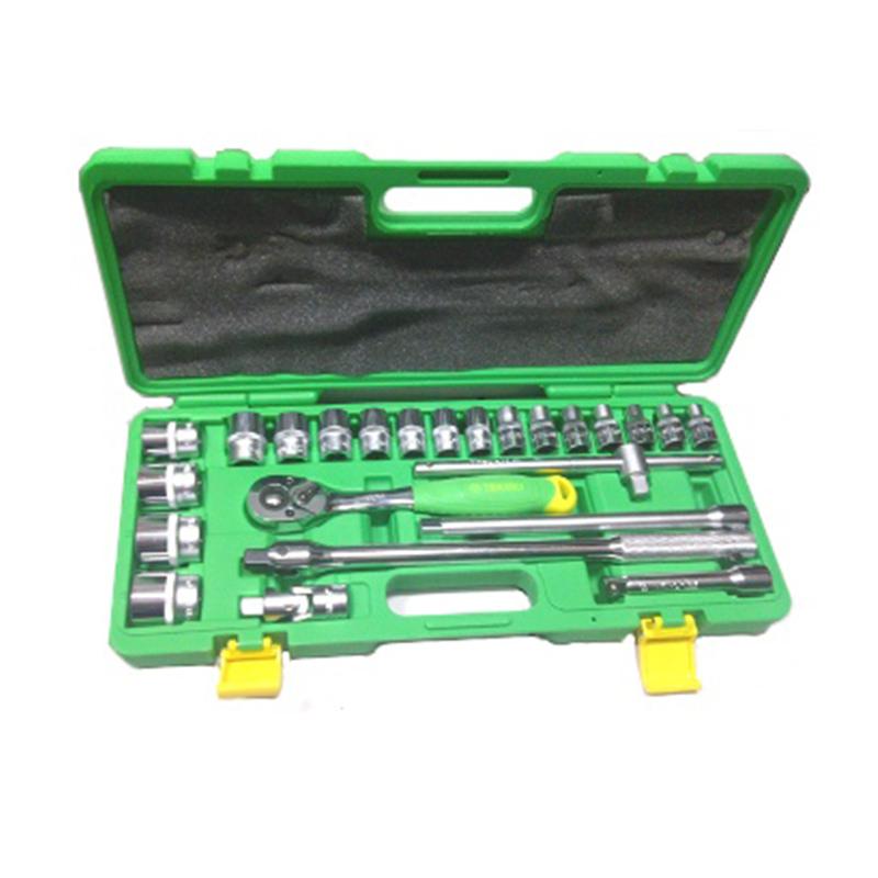 Tekiro 24PCS-6PT - Box Plastik Kunci Sok 1/2