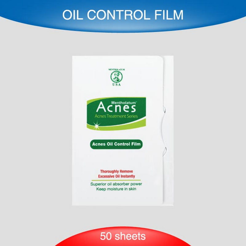 Acnes Oil Control Film 50 Lbr
