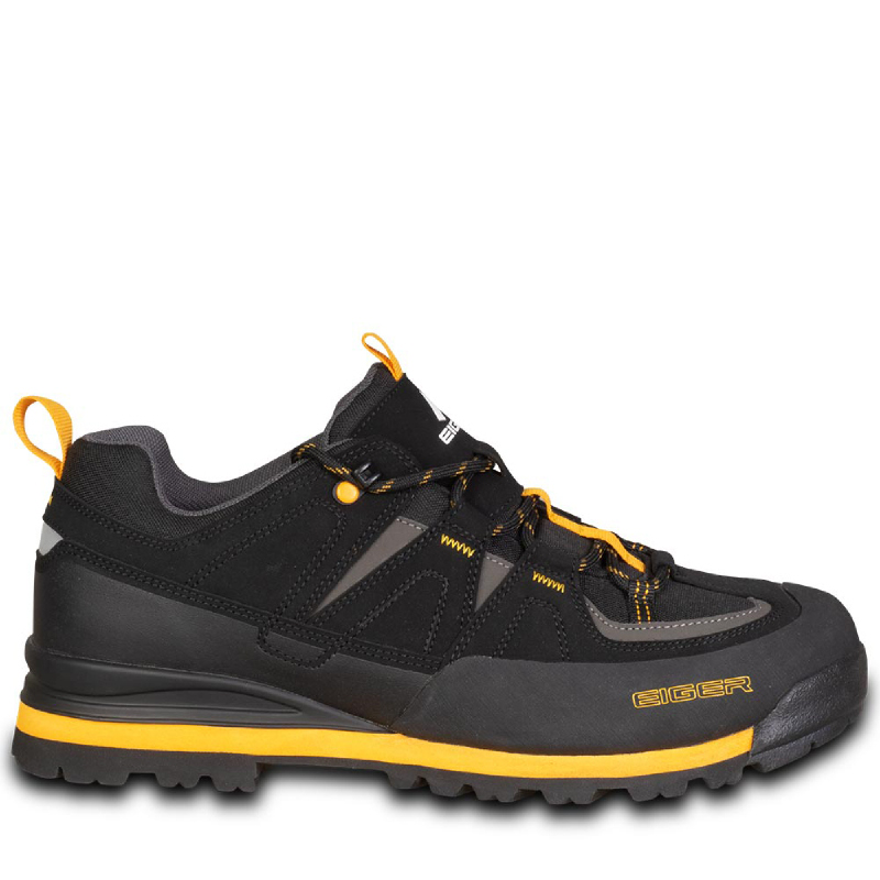 EIGER Stingray Shoes - Black