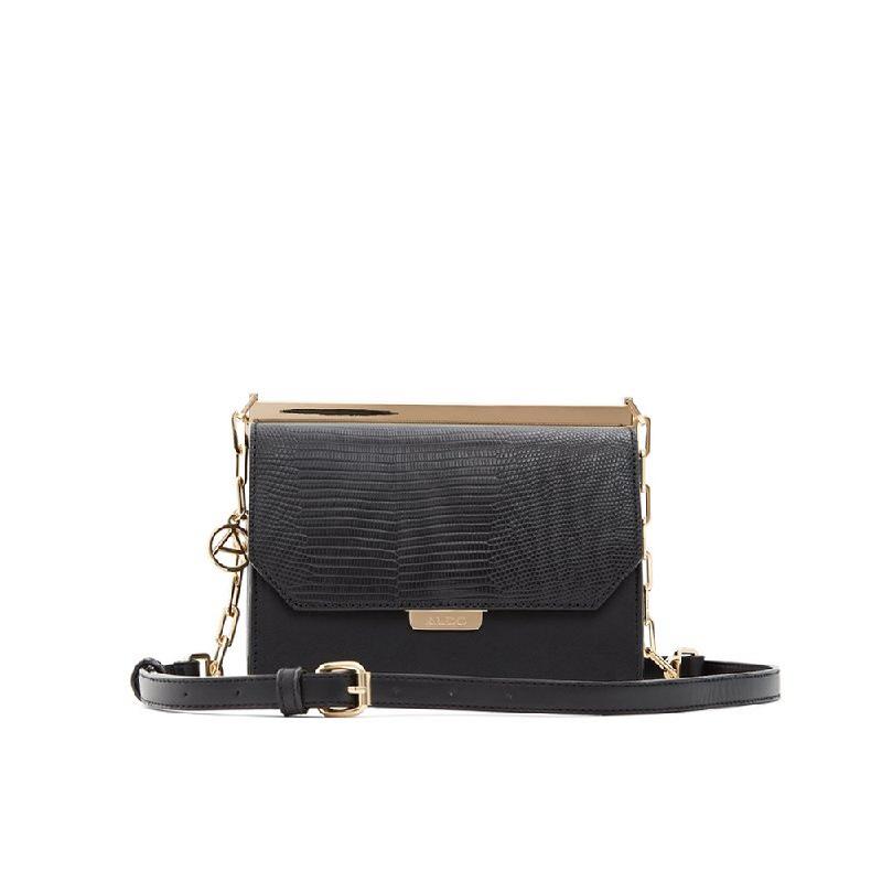 Aldo Ladies Crossbody Bags KORENIA-001 Black