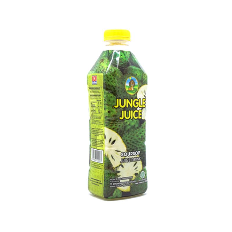 Jungle Juice Sirsak 1 Ltr