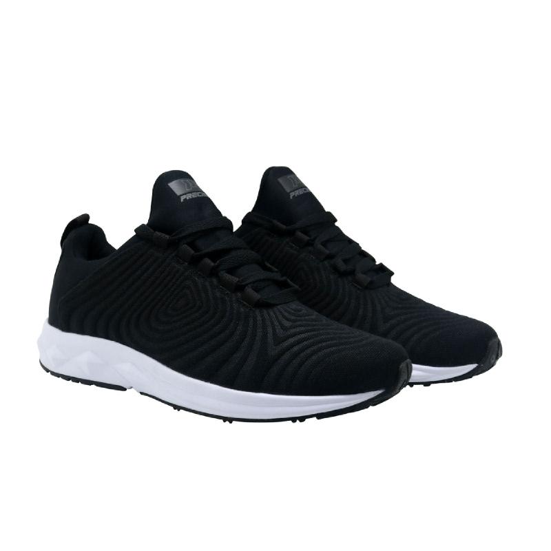 Precise Dexter JT Sepatu Remaja - Black White
