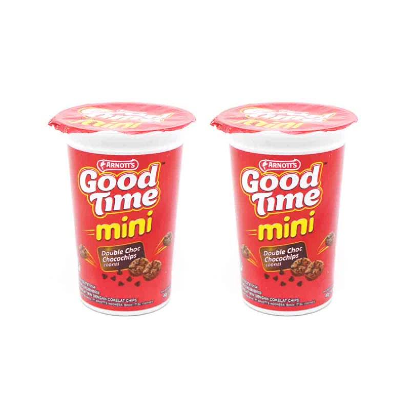 Good Time Precious Chocochips Choco 84G (Get 2)