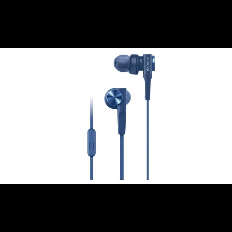 Sony in Ear Headphone MDR-XB55AP Blue