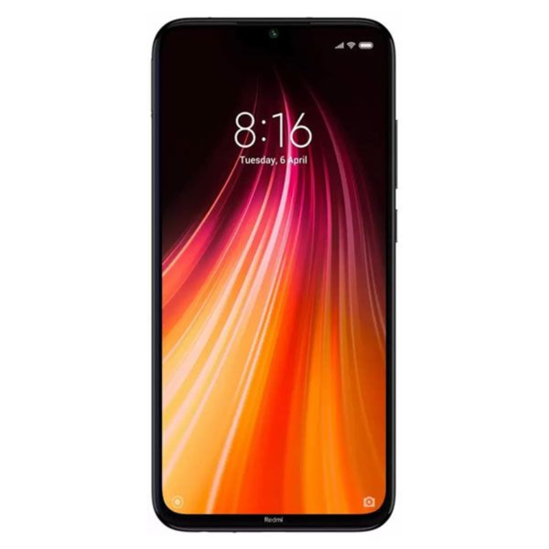 Xiaomi Redmi Note 8 (3 - 32GB) Space Black