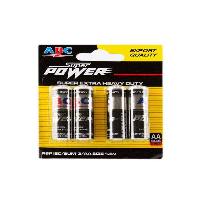 Abc Battery Super Power R-6
