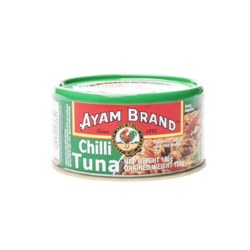 Ayam Brand Chilli Tuna 185 Gram