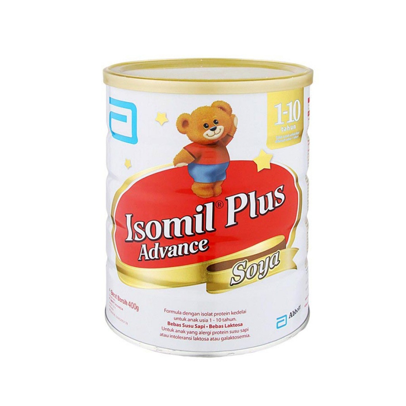 Isomil Plus Advance 400 Gr
