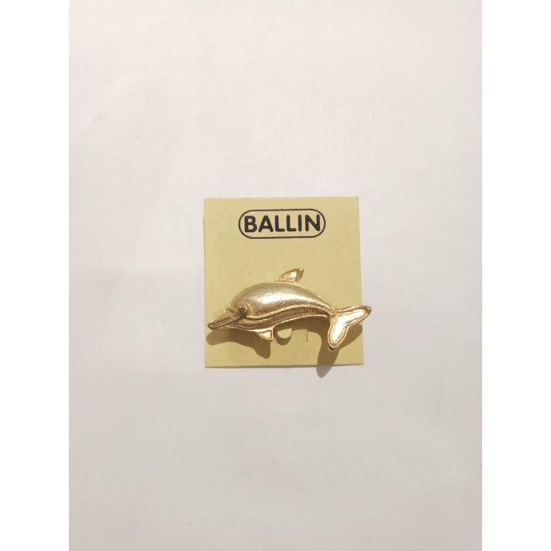Ballin - Women Brooch NM BR0302212G Gold