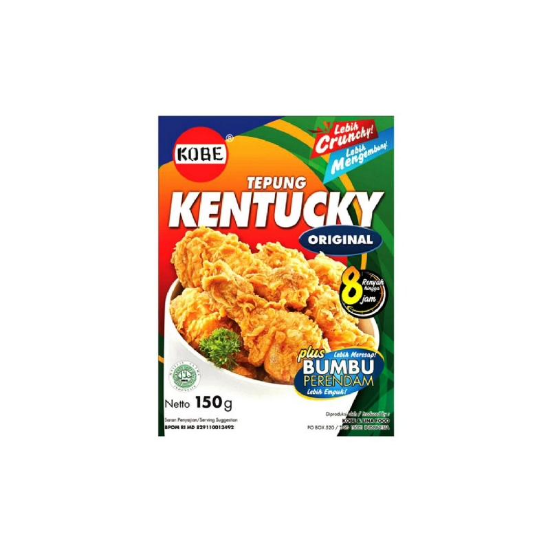 Kobe Tpg  Kentucky Original 150 Gram