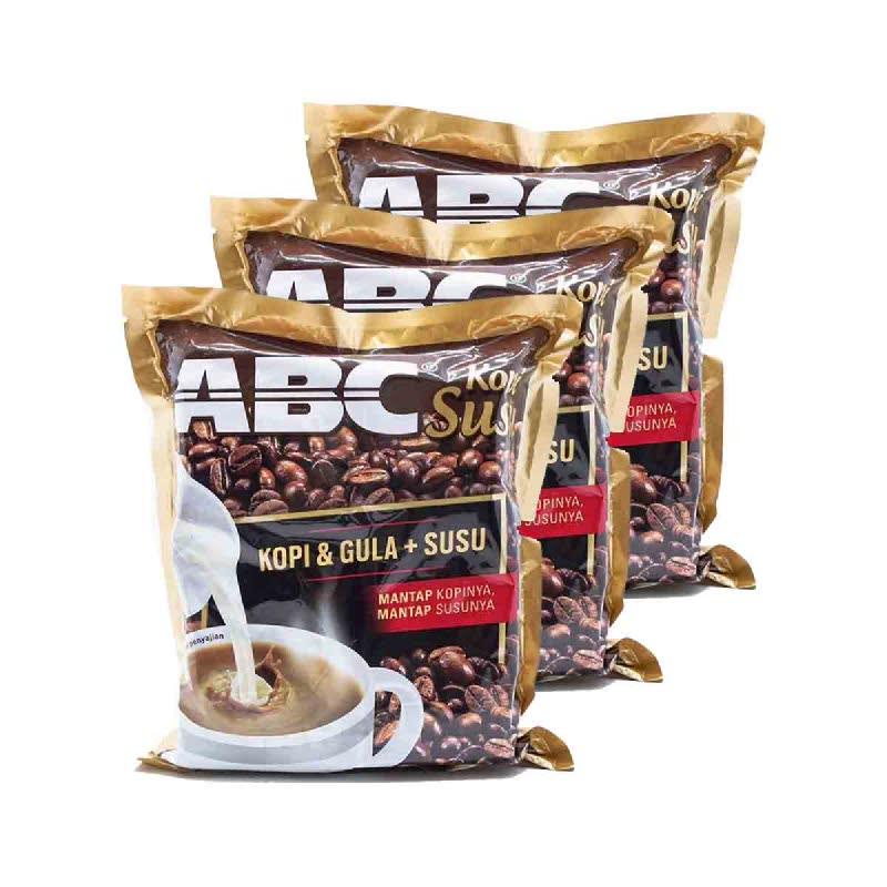 Abc Kopi Susu Bag 20 X 31 Gr (Get 3)