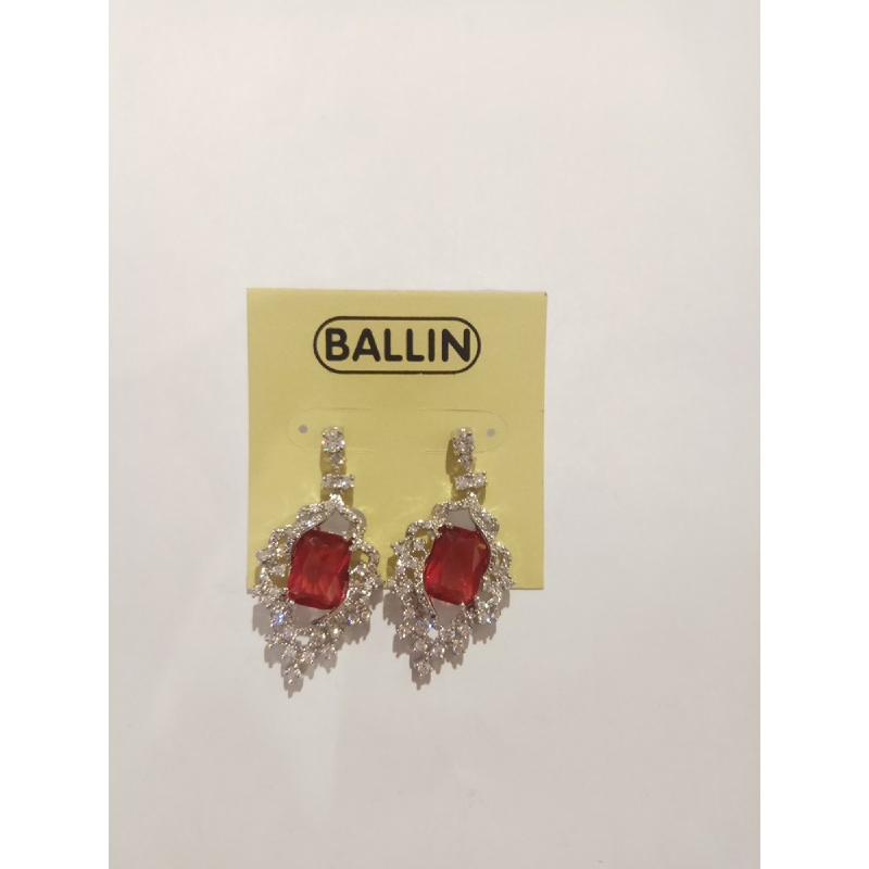 Ballin Women Earing MA-E28775M Silver