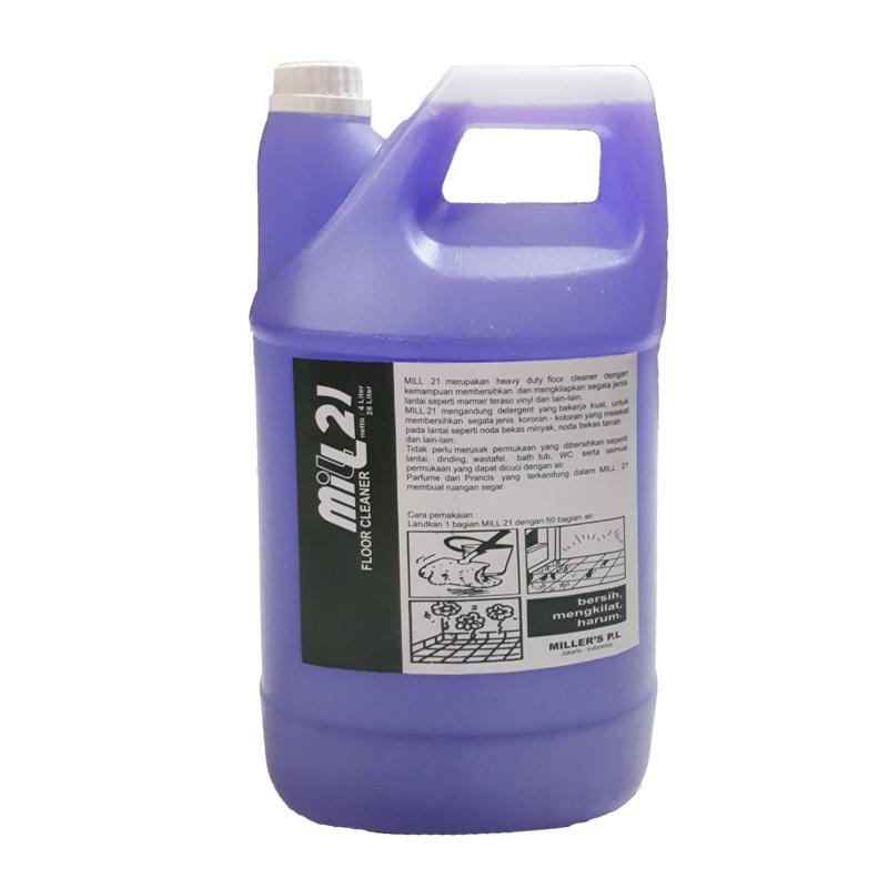 MILL Floor Cleaner Lavender 4L
