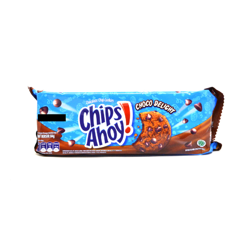 Chips Ahoy! Choco Delights 84g