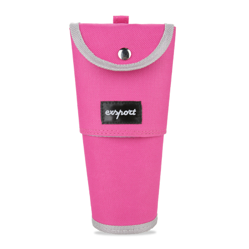 Exsport Slide Pen Case - Pink
