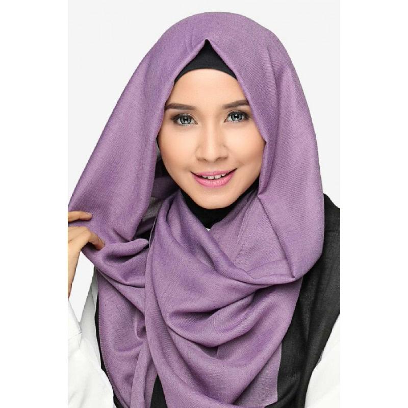 Jirshawl Polywool Dark List Light Purple Black