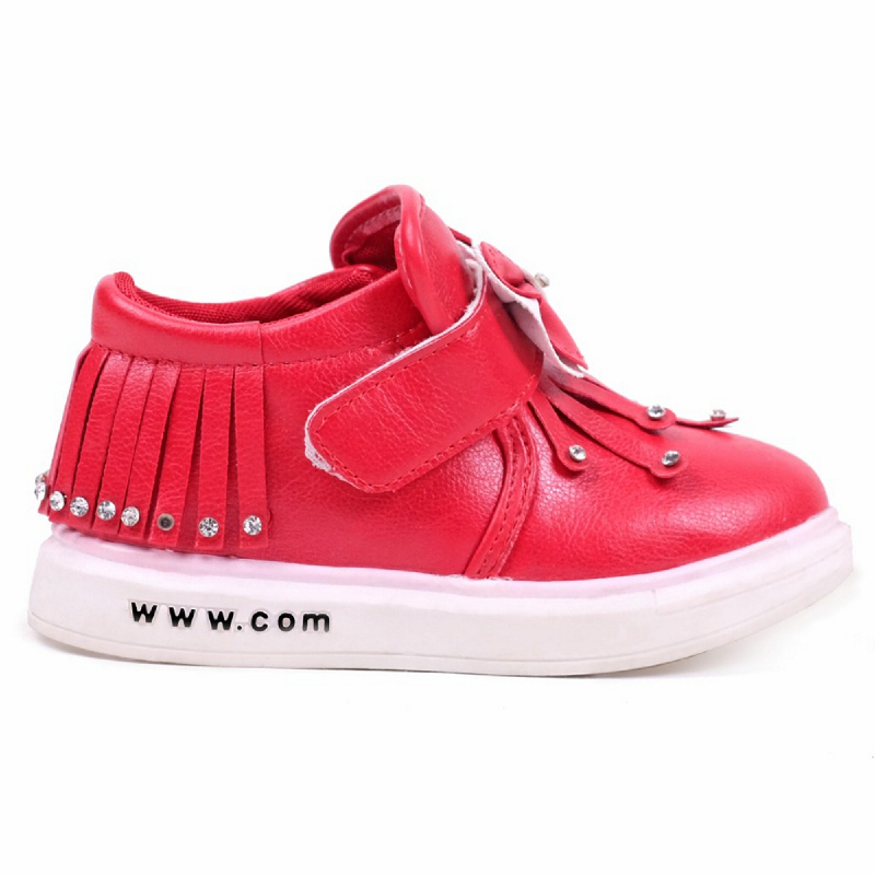 Austin Kids Flats Elicia - Red