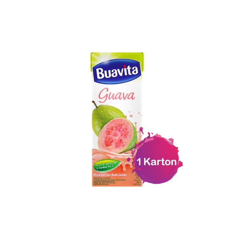 Buavita Guava 250Ml (B2B)
