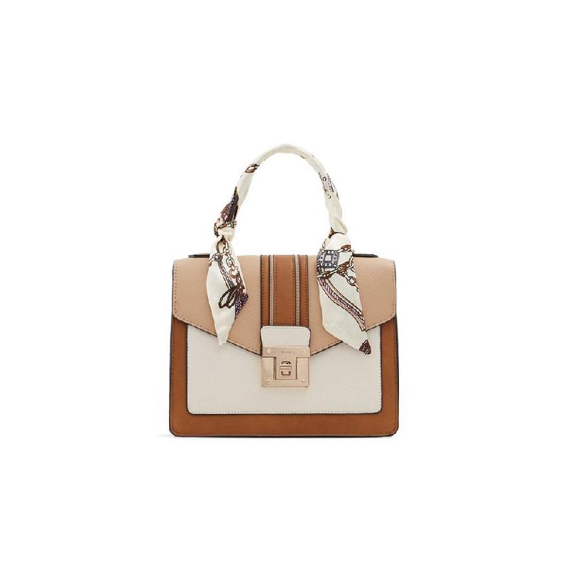 Aldo Ladies Handbag Inyameti-220 Cognac