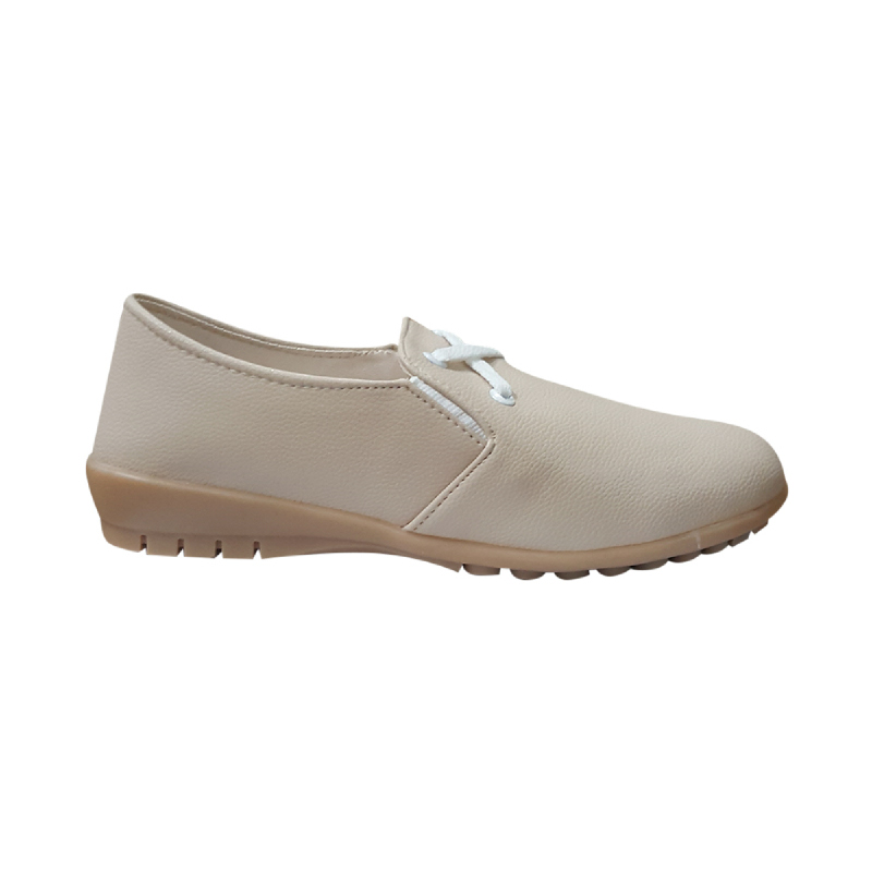 Anyolorich Flat Shoes RICH 108 Cream
