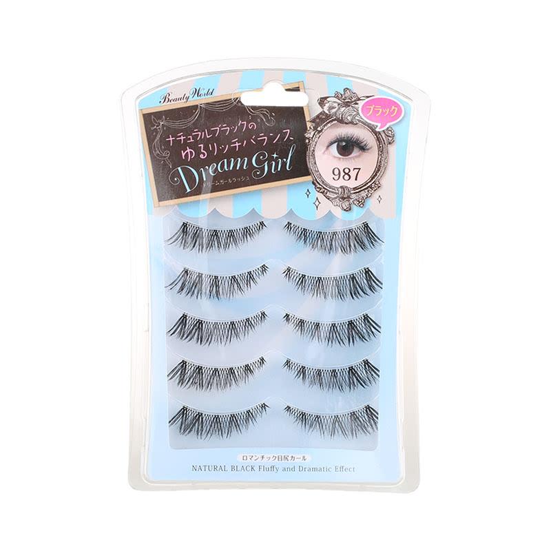 Lucky 5 PM 987 False Eyelashes (5 pairs)