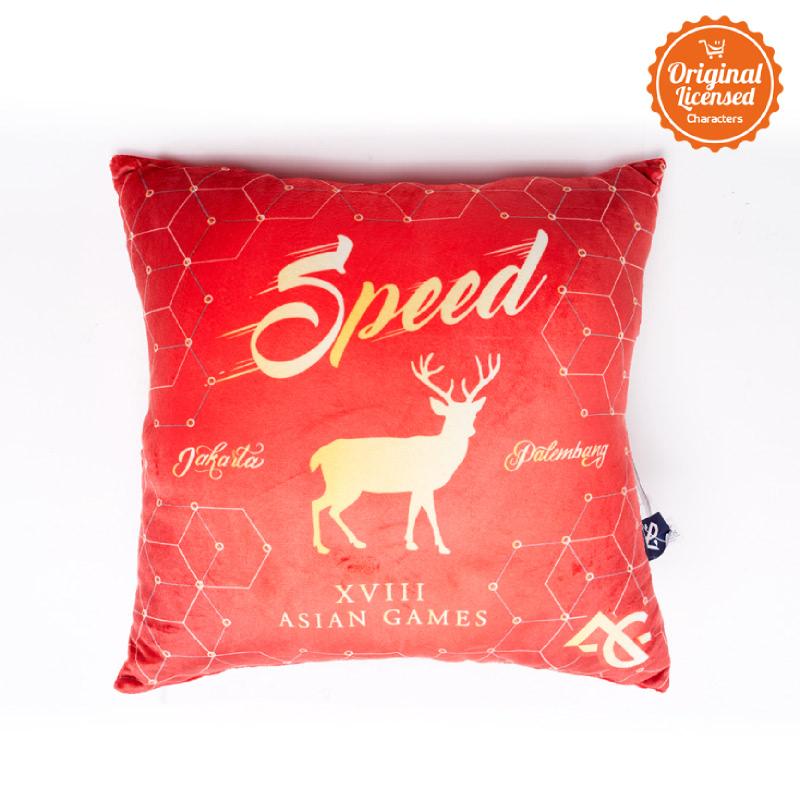 Asian Games 2018 Cushion Speed 35x35cm
