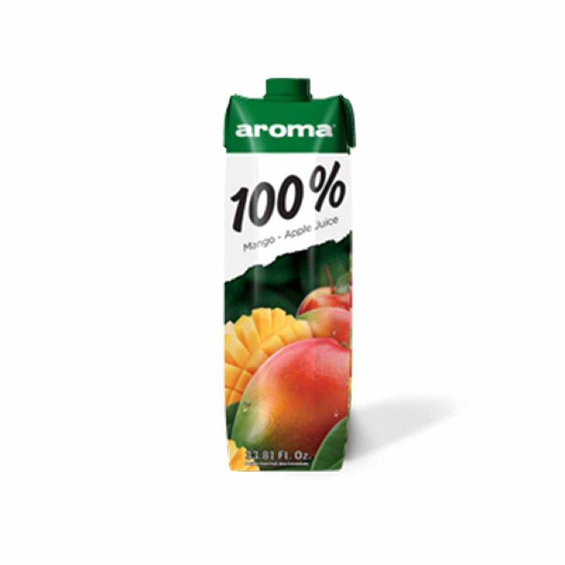 Aroma Manggo & Apple Juice 1000 Ml
