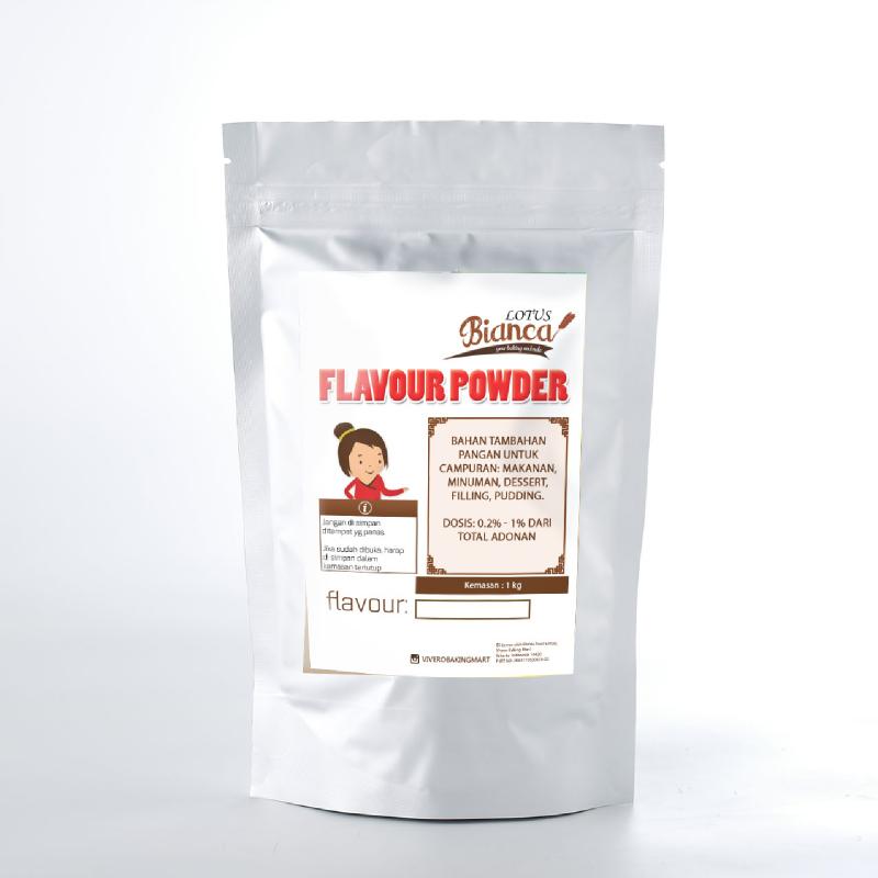 Bianca Lotus Blueberry Flavour Powder 1 kg