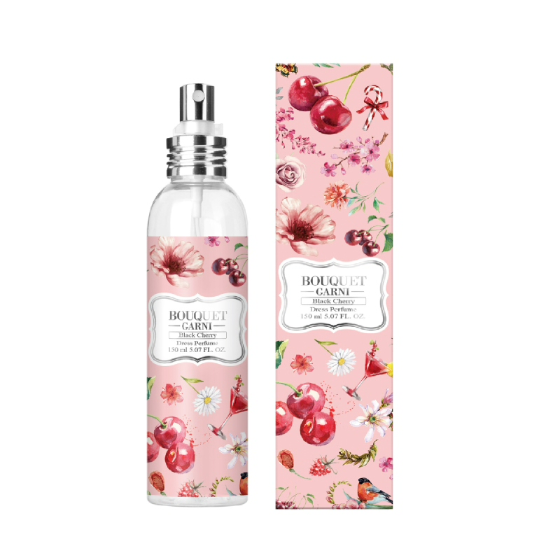 Bouquet Garni Bouquet Garni Dress Perfume 150ml - Black Cherry
