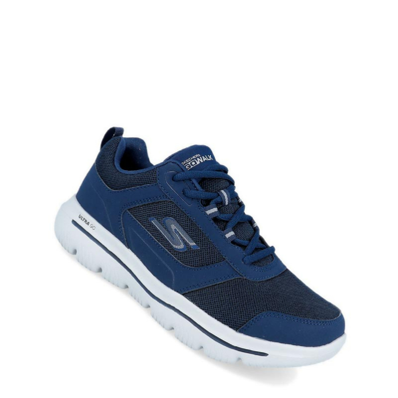 Skechers GOwalk Evolution Ultra - Enhance Men Sneakers Shoes Navy
