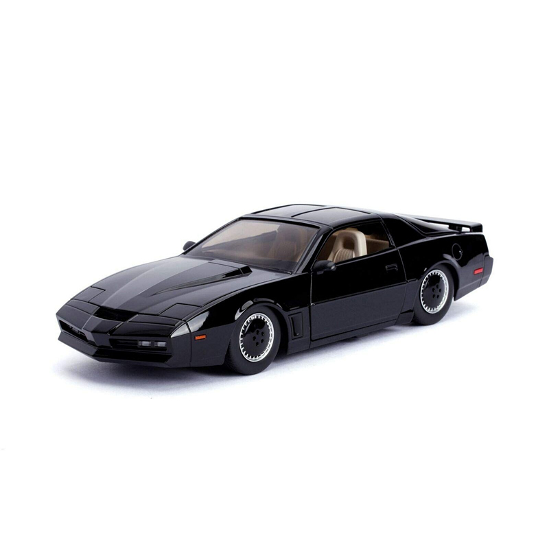 Jada Pontiac Trans AM K.I.T.T Knight Rider Skala 1-24