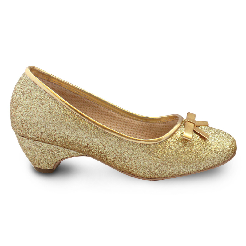 Alivelovearts Heels Orion Gold