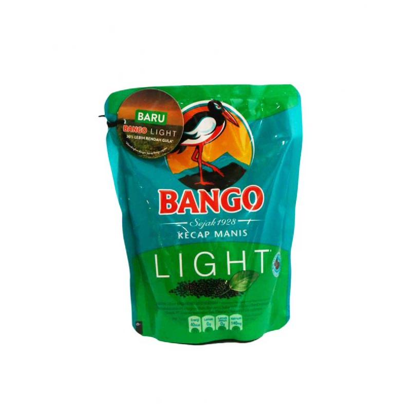 Bango Kecap Less Sugar 220 Ml